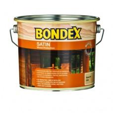 Σατινέ βερνίκι εμποτισμού κατάλληλο για όλους τους τύπους ξύλου. Περιέχει μυκητοκτόνο προστασίας για το ξηρό φιλμ BONDEX