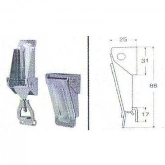 ΚΑΤΑΒΆΤΕΣ INOX A4 OEM M8053L