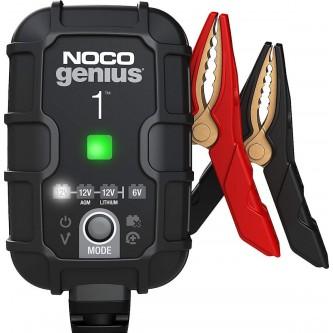 NOCO Genius 1 Φορτιστής και Συντηρητής Μπαταριών 6V & 12V 1A