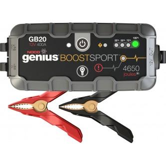 Εκκινητής Λιθίου Μπαταρίας (Power Bank) 12V 500A NOCO Boost Sport Ultrasafe GB20
