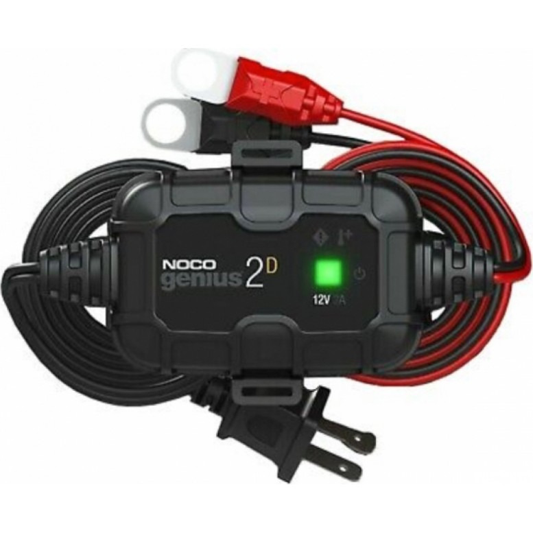 NOCO Έξυπνος Φορτιστής Συντηρητής 12V 2A GENIUS2D EU
