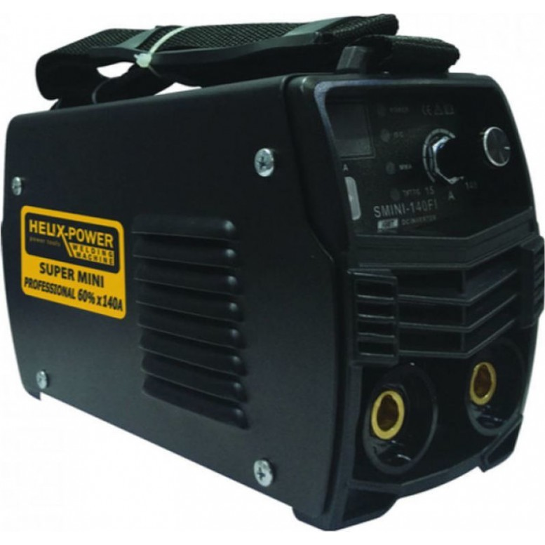 HELIX - S-MINI 140 FI Ηλεκτροκόλληση Inverter Super Mini 140Α