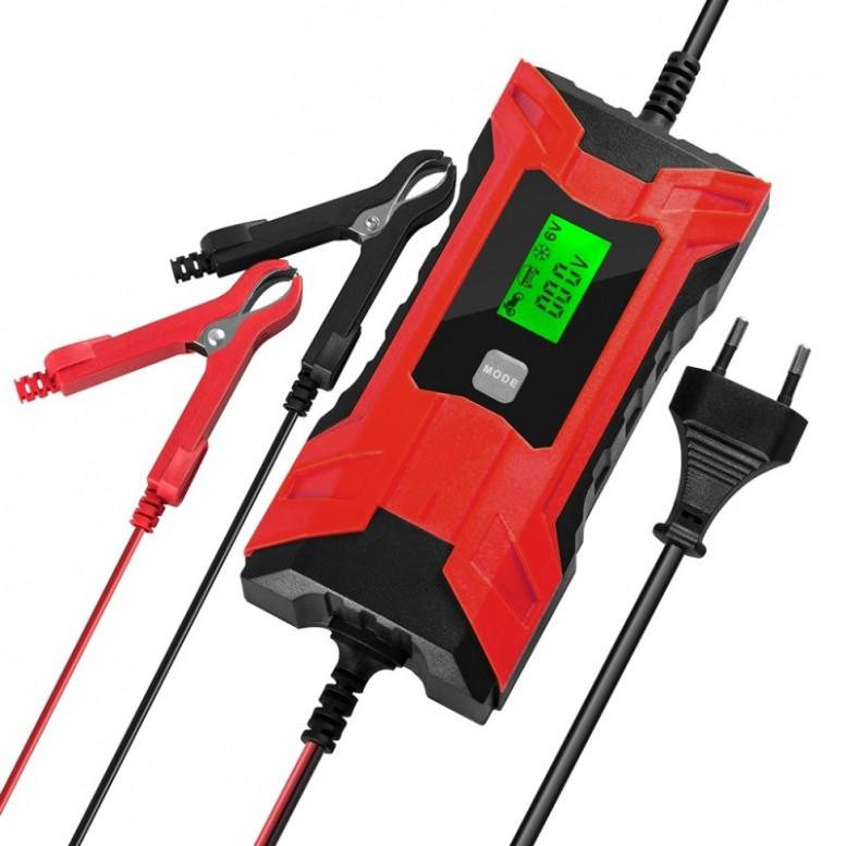 BORMANN Φορτιστής συντηρητής μπαταρίας BBC4000 018858