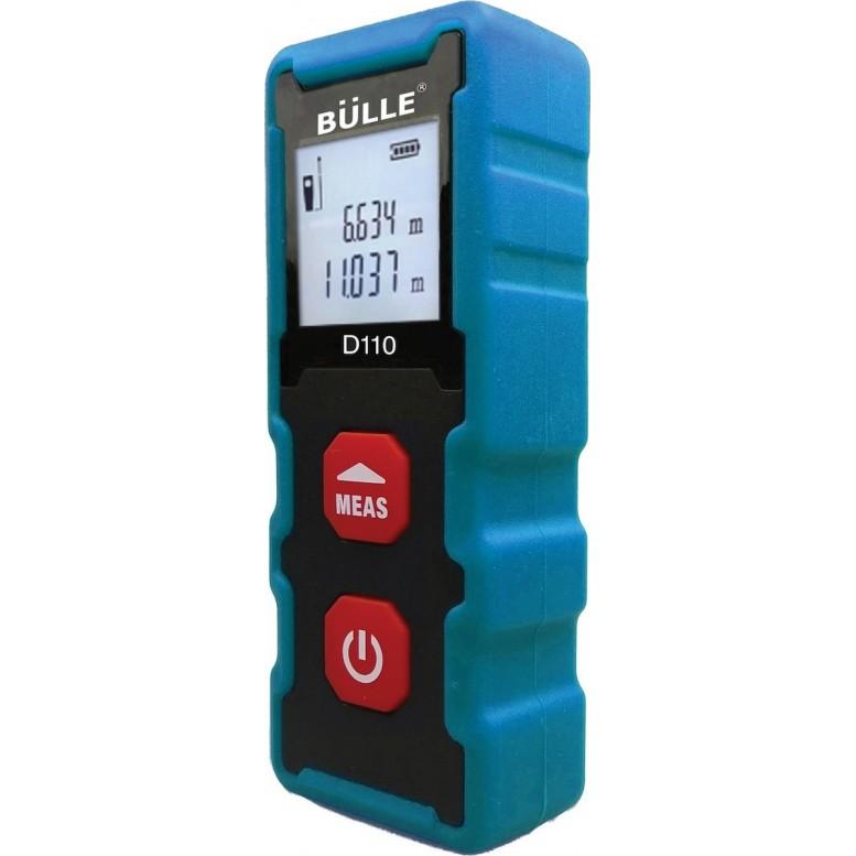 BULLE - D110 Μετρητής Aποστάσεων Laser 20m 633100