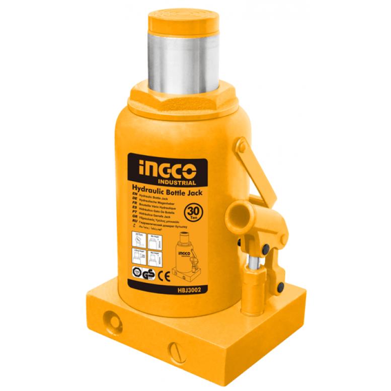 Υδραυλικός γρύλος 30 ton Industrial INGCO HBJ3002