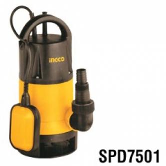 ΥΠΟΒΡΥΧΙΑ ΑΝΤΛΙΑ 750W (1.0HP) SPD7501 INGCO
