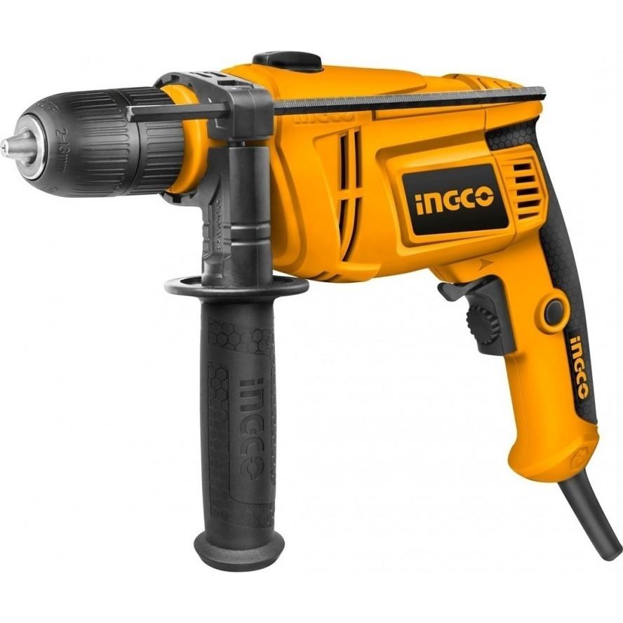 Κρουστικό Δράπανο 650 Watt ID6508-2 INGCO