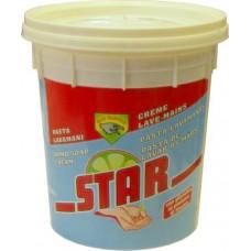 Επαγγελματική καθαριστική κρέμα χεριών για την αφαίρεση γράσσου STAR